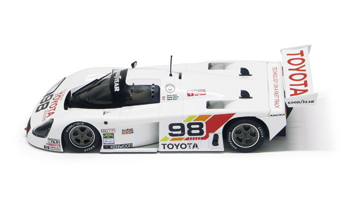 Slot It Le Mans Group C Goes Digital Scx Digital System